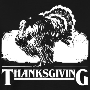 Thanksgiving T-Shirt - Men's Premium T-Shirt