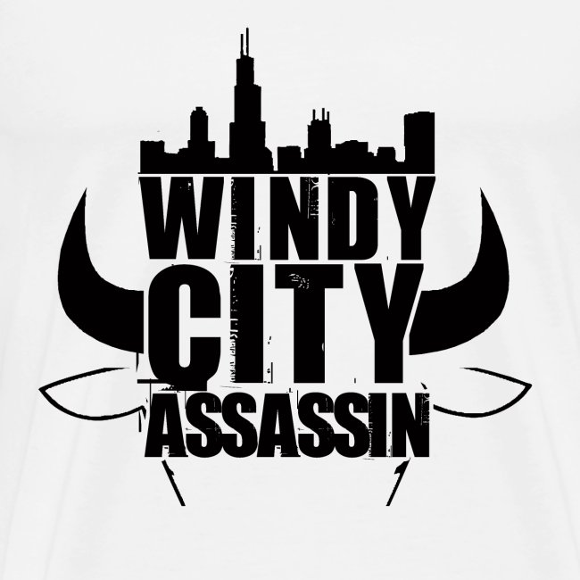 Men's T-Shirt Windy City
