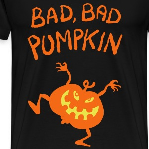 Bad, bad pumpkin T-Shirts - Men's Premium T-Shirt