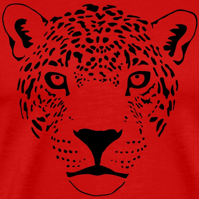 animal t-shirt jaguar cougar cat puma tiger panther leopard cheetah lion