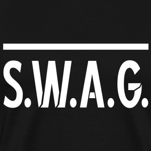 Swag / Swat - Men's Premium T-Shirt