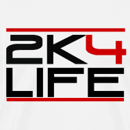 Design ~ Men's T-Shirt 2K4LIFE