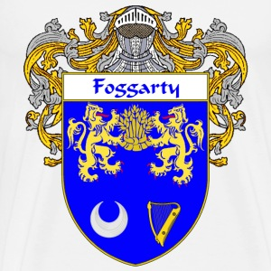 Foggarty Coat of Arms/Family Crest - Men's Premium T-Shirt