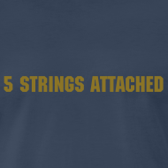 Design ~ 5 Strings Attached