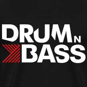 Drum n Bass - Men's Premium T-Shirt