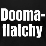 Design ~ Doomaflatchy (Women's - Black)