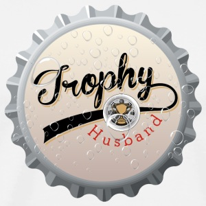 Trophy Husband - Men's Premium T-Shirt