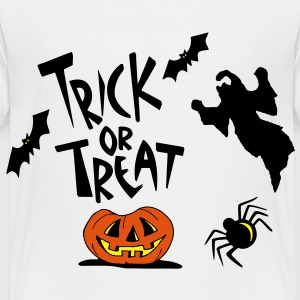 TRICK OR TREAT Baby & Toddler Shirts - Toddler Premium T-Shirt