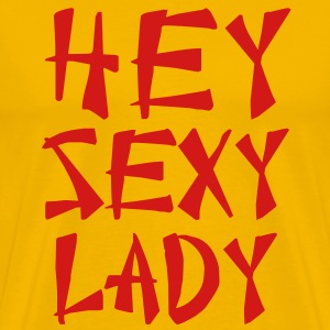 sexy lady T-Shirts - Men's Premium T-Shirt