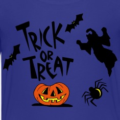 TRICK OR TREAT Kids' Shirts