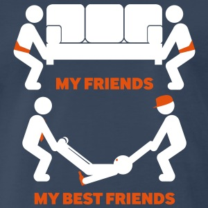 My Best Friends - Men's Premium T-Shirt