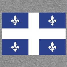 Quebec Canada Women's T-Shirts