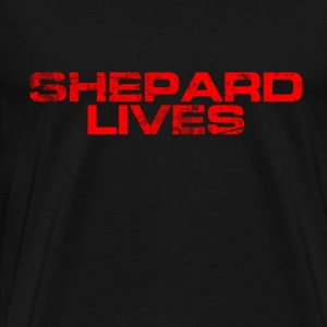 shepardlives T-Shirts - Men's Premium T-Shirt