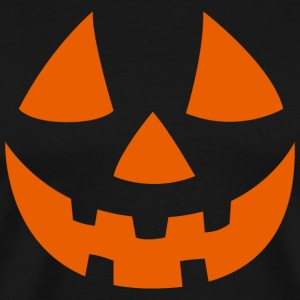Jack o Lantern T-shirt Orange - Men's Premium T-Shirt