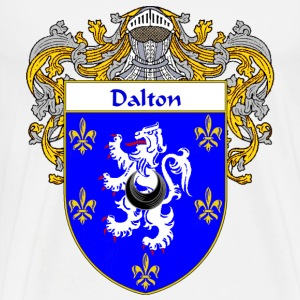 Dalton Coat of Arms/Family Crest - Men's Premium T-Shirt