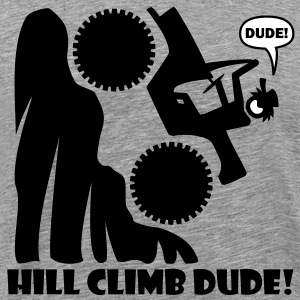Jeep Hill-climb 2 T-shirt - Men's Premium T-Shirt