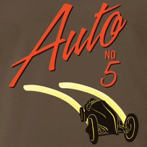 Auto No.5 - Men's Premium T-Shirt
