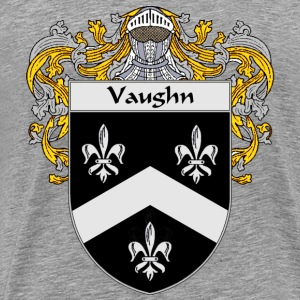 Vaughn Coat of Arms/Family Crest - Men's Premium T-Shirt