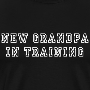 New Grandpa T-Shirt - Men's Premium T-Shirt