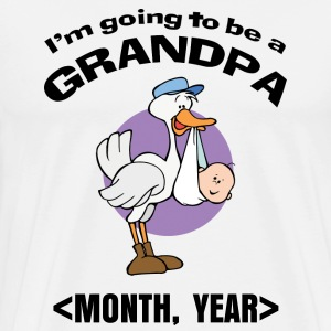 New Grandpa T-Shirts - Men's Premium T-Shirt