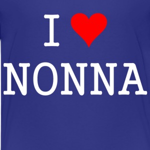 I Love Nonna - Kids' Premium T-Shirt