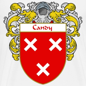 Candy Coat of Arms/Family Crest - Men's Premium T-Shirt