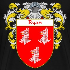 Ryan Coat of Arms/Family Crest