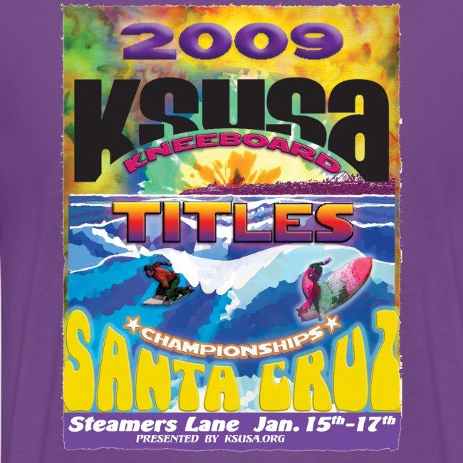 2009 Event Postershirt