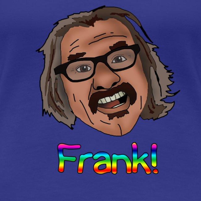 Women's Frank T Rainbow Letters