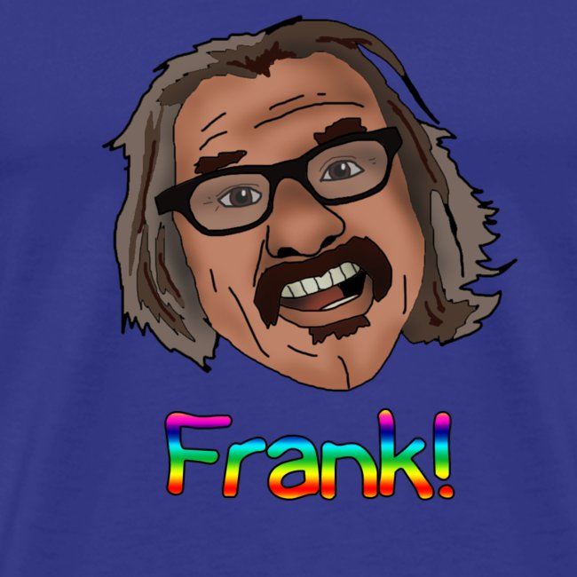 Frank Rainbow-Lettered T