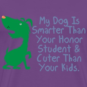 Smart And Cuter T-Shirts - Men's Premium T-Shirt