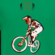 Design ~ MTB Shirt - Downhill Rider II