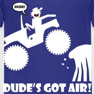 Stickman's Got Air Toddler T-shirt - Toddler Premium T-Shirt