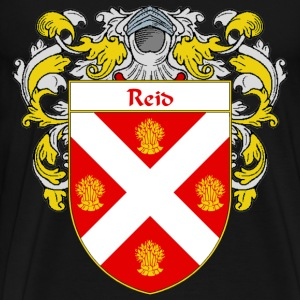 Reid Coat of Arms/Family Crest - Men's Premium T-Shirt