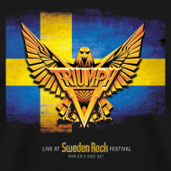 Design ~ SWEDEN ROCK T-shirt