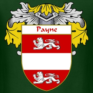 Payne Coat of Arms/Family Crest - Men's T-Shirt