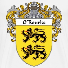 O'Rourke Coat of Arms/Family Crest