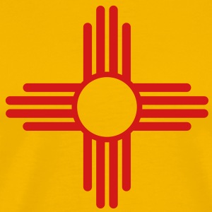 New Mexico T-Shirt - Men's Premium T-Shirt