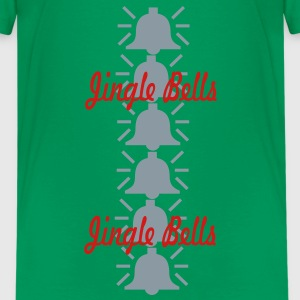 jingle_bells_jingle_bells2 Kids' Shirts - Kids' Premium T-Shirt