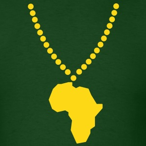 africa chain T-Shirts - Men's T-Shirt