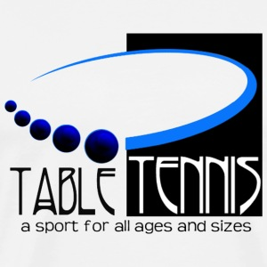 Table Tennis T-Shirt - Men's Premium T-Shirt