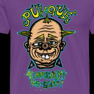 Design ~ Pulque 4 President! (Mens T-Shirt)