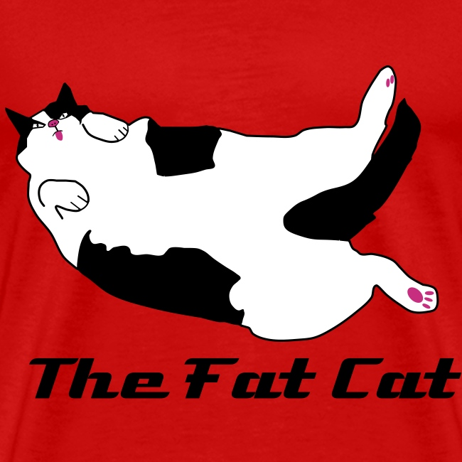 The Fat Cat Classic Tee