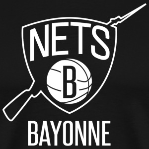 Bayonne Nets - Men's Premium T-Shirt
