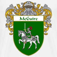 McGuire Coat of Arms/Family Crest