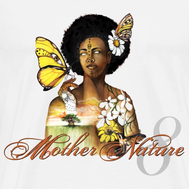 Mother Nature VIII 2012   Unisex tee