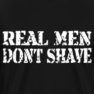 Design ~ No Shave November T Shirt