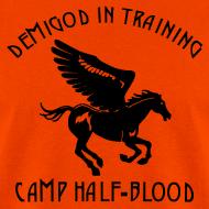 Design ~ Pegasus CAMP Half-Blood Men's T-Shirt