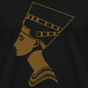 Queen Nefertiti - Men's Premium T-Shirt