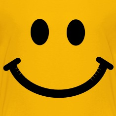 Happy Smiley Face Kids' Shirts